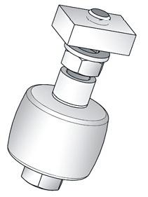 Ролик резиновый