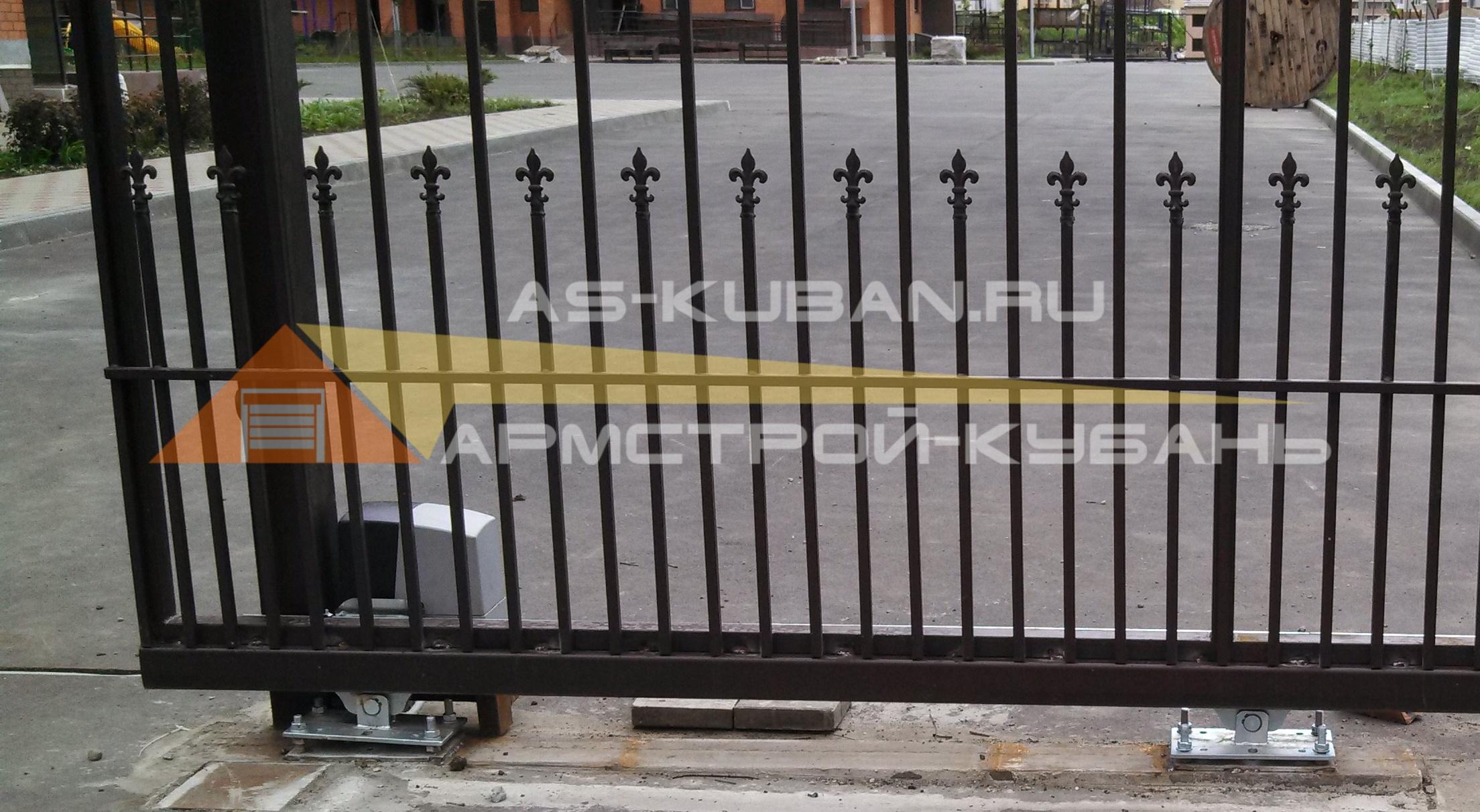 автоматика для откатных ворот nice в Краснодаре